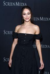 """Alycia Debnam-Carey - """"A Violent Seperation"""" Special Screening in Santa Monica"""