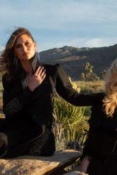 Amanda AJ Michalka and Alyson Aly Michalka - Photoshoot for Imagista, May 2019