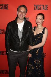 Amanda Seyfried - Second Stage Theater 40th Birthday Gala in NYC