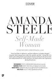 Amanda Steele - QP Magazine April 2019 Issue
