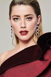 Amber Heard - Cannes Film Festival Portraits 2019