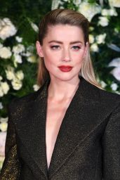Amber Heard – Charles Finch Filmmakers Dinner at Cannes Film Festival 05/17/2019