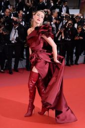 """Amber Heard – """"Dolor y Gloria"""" Red Carpet at Cannes Film Festival"""