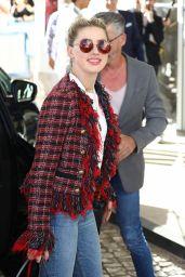 Amber Heard - Martinez Hotel in Cannes 05/13/2019
