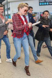 Amber Heard Street Style 05/13/2019