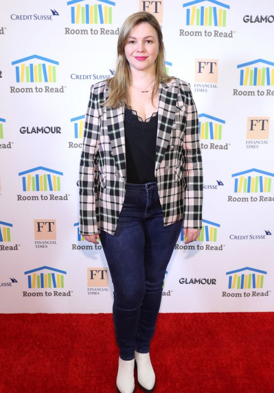 Amber Tamblyn - Room To Read 2019 New York Gala
