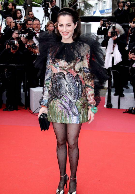 Amira Casar – 2019 Cannes Film Festival Opening Ceremony
