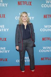 "Amy Poehler – ""Wine Country"" Premiere in NYC"