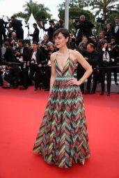 "Anais Demoustier – ""A Hidden Life"" Red Carpet at Cannes Film Festival"