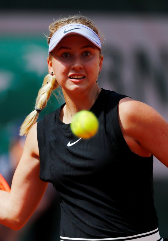 Anastasia Potapova - Roland Garros French Open 05/26/2019