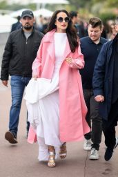 Andie MacDowell - Out in Cannes 05/19/2019