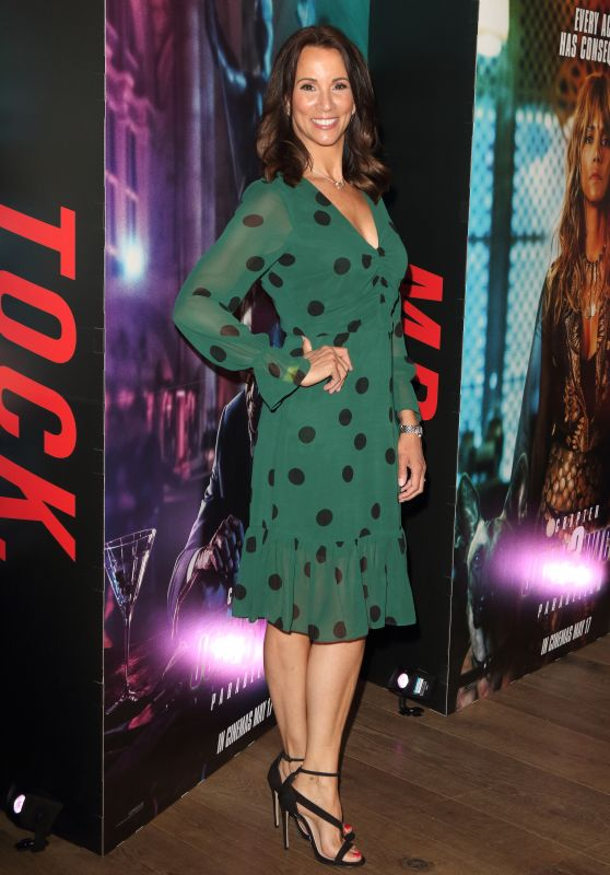 "Andrea McLean - ""John Wick: Chapter 3 - Parabellum"" Special Screening in London"
