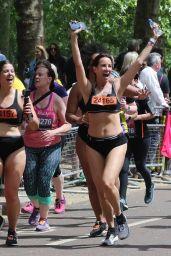 Andrea McLean - Vitality 10K Run in London 05/27/2019