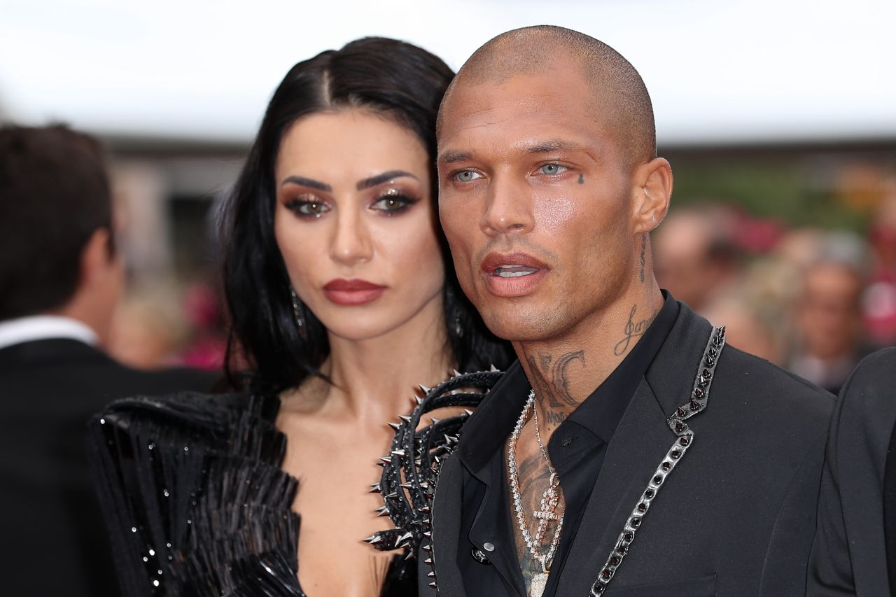2019 Cannes Film Festival Opening Ceremony: Andreea Sasu And Jeremy Meeks