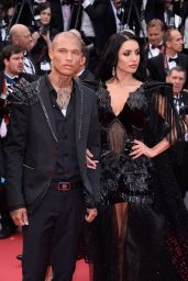 Andreea Sasu and Jeremy Meeks – 2019 Cannes Film Festival Opening Ceremony