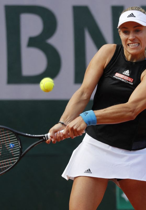 Angelique Kerber – Roland Garros French Open 05/26/2019