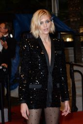 "Anja Rubik attends - ""Lux Aeterna"" Red Carpet at Cannes Film Festival"