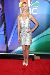 Anna Camp – NBCUniversal Upfront Presentation in NYC 5/13/2019