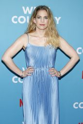 "Anna Chlumsky - ""Wine Country"" Premiere in NYC"