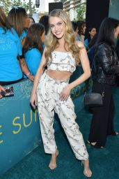 """Anne Winters - Warner Bros """"The Sun Is Also A Star"""" World Premiere at Pacific Theaters 05/13/2019"""