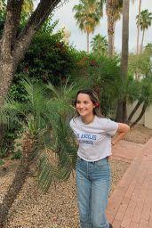 Annie LeBlanc - Personal Pics 05/08/2019