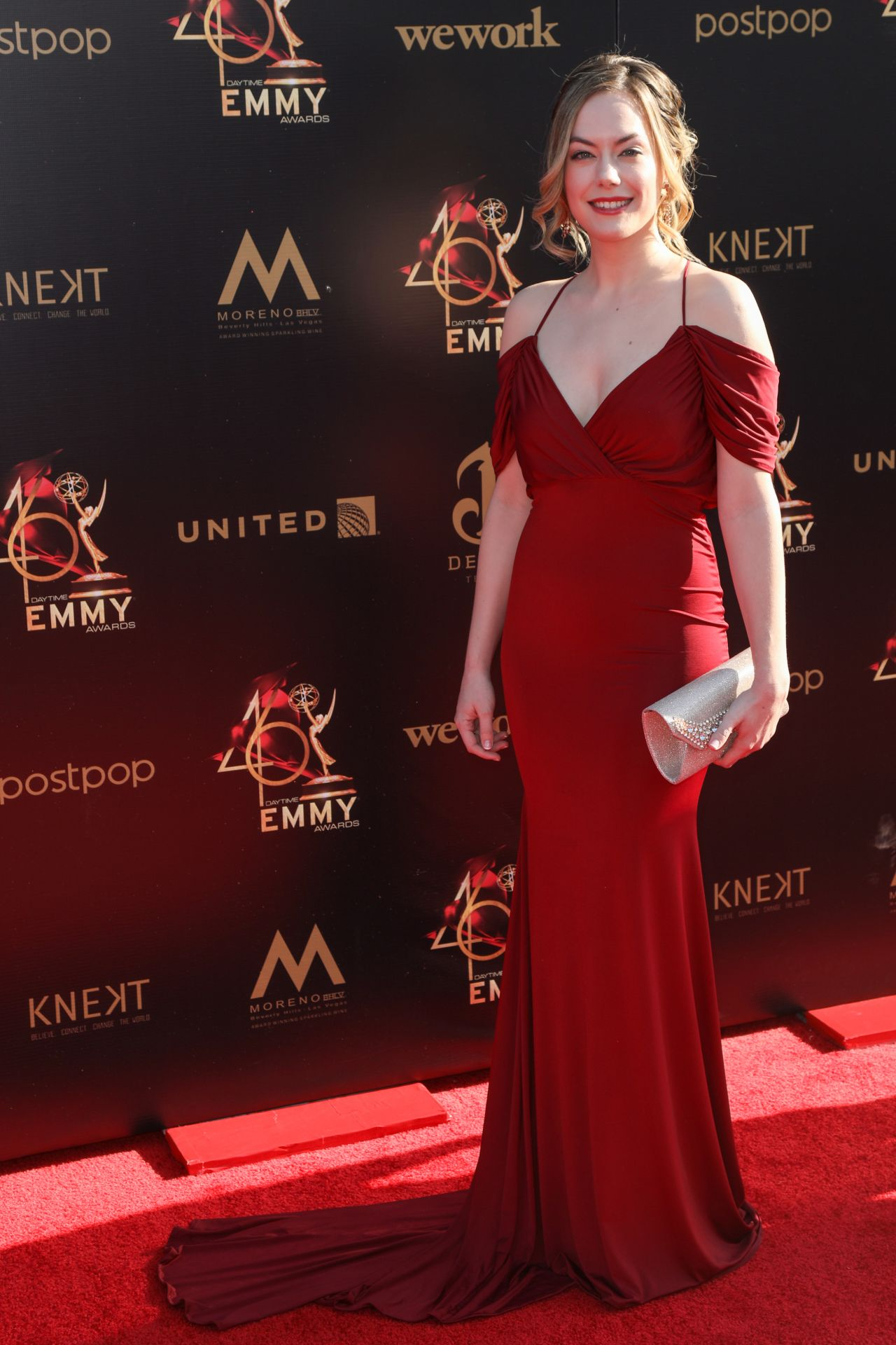 Annika Noelle 2019 Daytime Creative Arts Emmy Awards In La