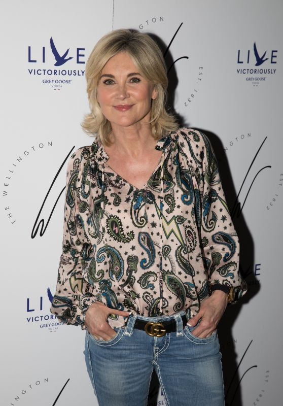 Anthea Turner - The Gatekeeper Novel Launch in London 05/30/2019