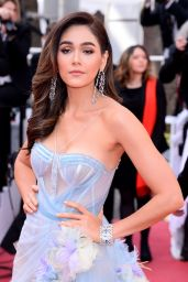 "Araya A. Hargate – ""Les Miserables"" Red Carpet at Cannes Film Festival"