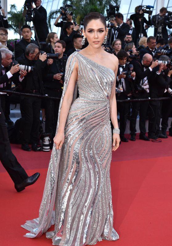 "Araya A. Hargate – ""Rocketman"" Red Carpet at Cannes Film Festival"