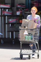 Ariel Winter - Grocery Shopping in Studio City 05/08/2019