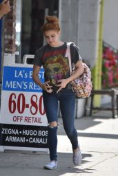 Ariel Winter - Out in Studio City 05/29/2019