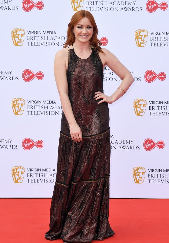 Arielle Free – BAFTA TV Awards 2019