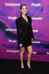 Arielle Kebbel – EW & People New York Upfronts Party 05/13/2019
