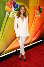 Arielle Kebbel - NBCUniversal Upfront Presentation in NYC 5/13/2019