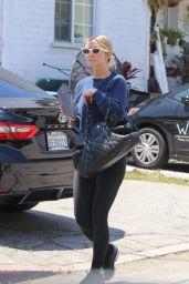 Ashlee Simpson in Tights - LA 05/30/2019