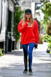 Ashley Benson - Leaving the Gym in Studio City 05/16/2019