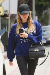 Ashley Benson - Out in LA 05/10/2019