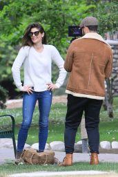 Ashley Greene With Paul Khoury - Beverly Hills 05/07/2019