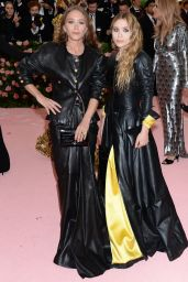 Ashley Olsen and Mary-Kate Olsen - 2019 Met Gala