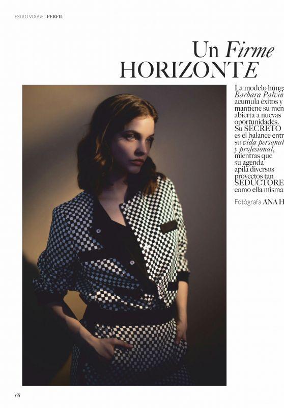 Barbara Palvin - Vogue Magazine Mexico May 2019 Issue