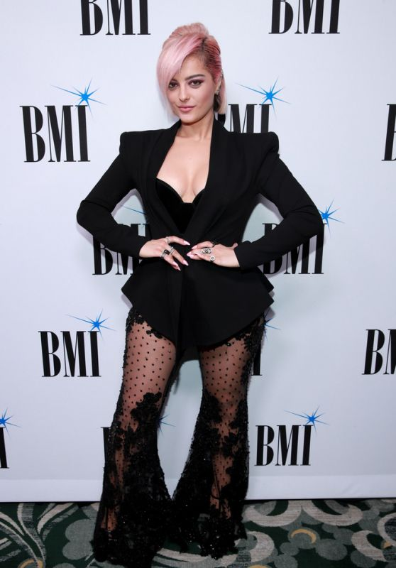 Bebe Rexha – 2019 BMI Pop Awards in Beverly Hills