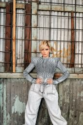 Bebe Rexha - Grazia Magazine Italy June 2019