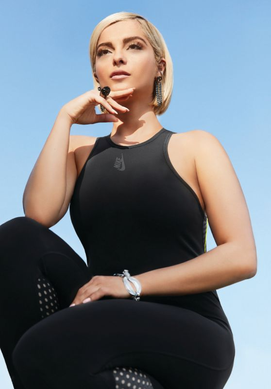 Bebe Rexha - Health Magazine June 2019 Issue