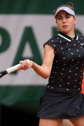Belinda Bencic – Roland Garros French Open 05/26/2019