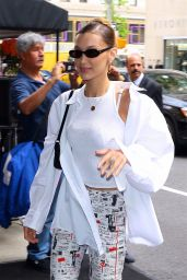 Bella Hadid - Arrives to the Mark Hotel in NYC 05/04/2019
