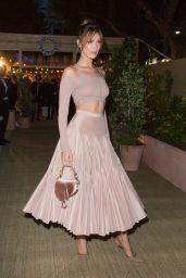 Bella Hadid – Dior And Vogue Paris Dinner in Cannes 05/15/2019