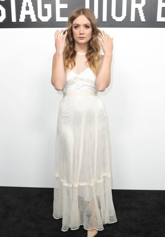 Billie Lourd - Dior Beauty Pop Up in LA 05/08/2019