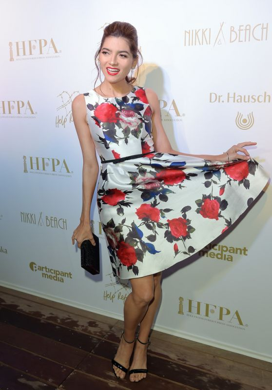 Blanca Blanco – HFPA & Participant Media Honour Refugees at Cannes Film Festival