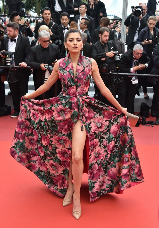 "Blanca Blanco – ""La Belle Epoque"" Red Carpet at Cannes Film Festival"