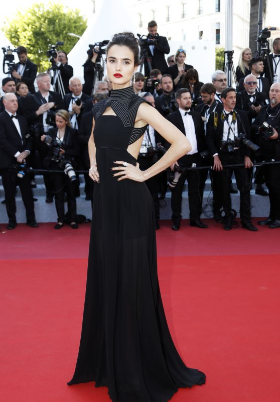 "Blanca Padilla – ""Rocketman"" Red Carpet at Cannes Film Festival"
